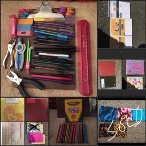 Other - School supplies - part 1 of 2